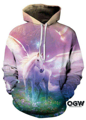 Majestical Unicorn Hoodie [product_tag] OG WAREHOUSE - OG WAREHOUSE