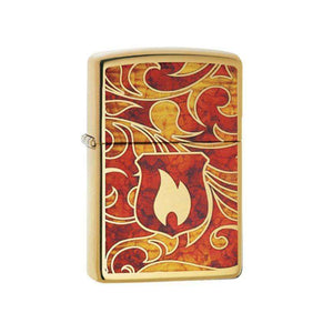 Zippo Lighter Flame Collection