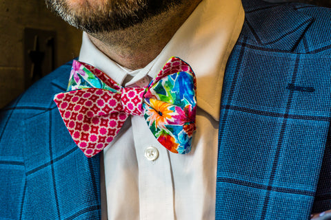 Bowtie and Sportcoat combo