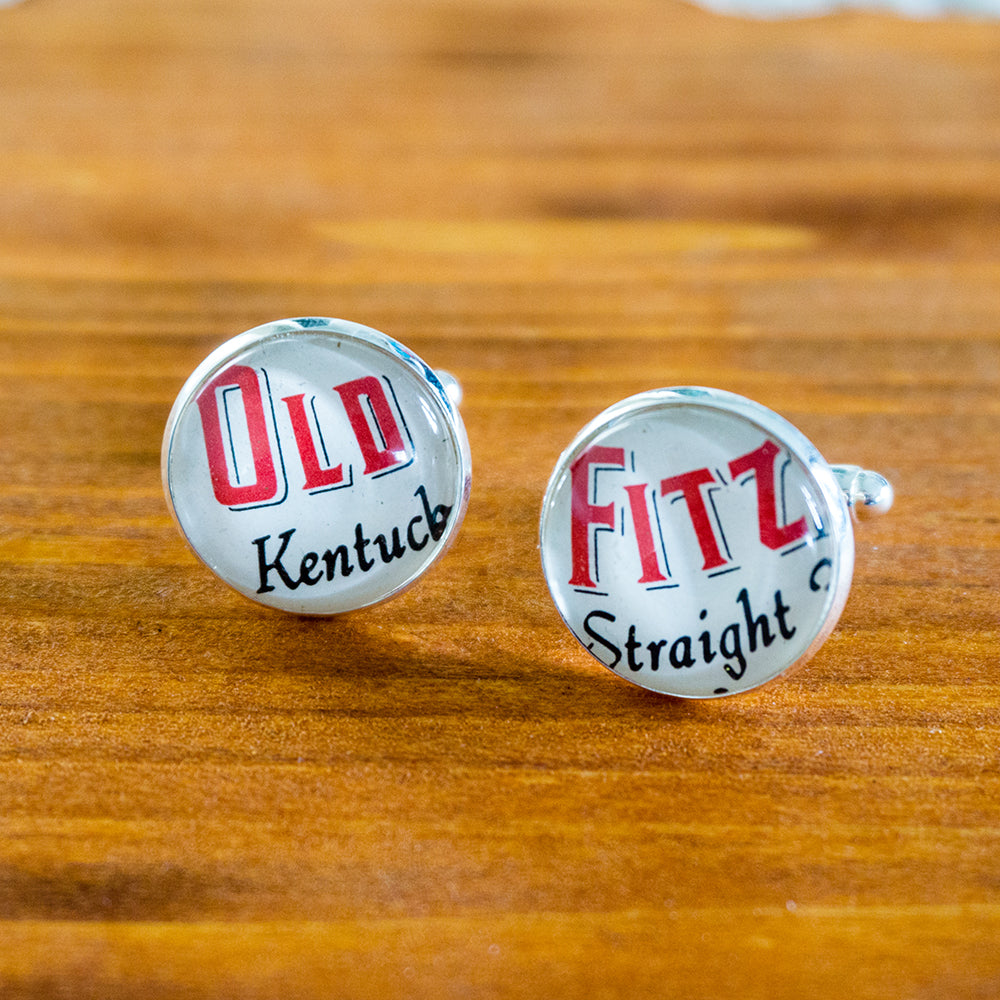 Old Fitz Prime 1962 Cuff Links