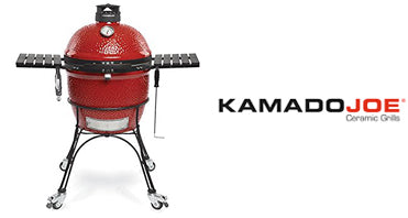 Ceramic Grill Store accessories give Kamado Joe Classic full potential