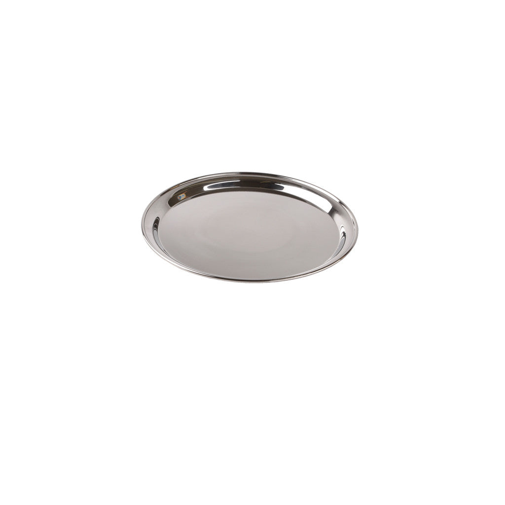 10 Inch Round Stainless Drip Pan Ceramic Grill Store