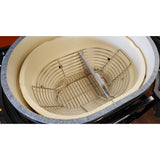 Kick Ash Basket Adjustable Divider KAB-DL - Large BGE, Kamado Joe Classic, XL Primo