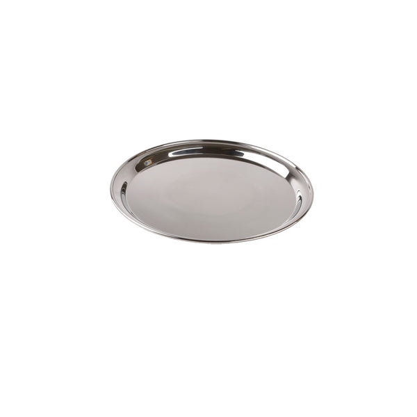 12 Inch Round Stainless Drip Pan
