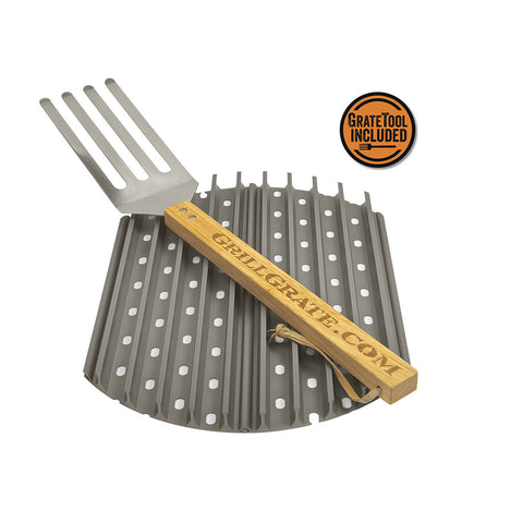 "MiniMax or Small Kamado, 14.5"" Weber GrillGrates - RWEBER14.5"