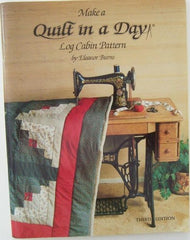 001 QIAD Make a Quilt in a Day Log Cabin