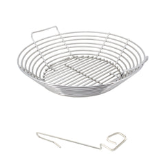 Big Joe Kamado Joe Kick Ash Stainless Basket by Kick Ash Basket - KAB-BJ-SS