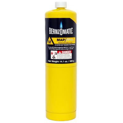 Berzomatic MAP Pro Premium Torch Fuel