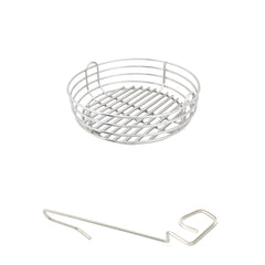 MiniMax BGE Stainless Kick Ash Basket, KAB-MM-SS