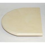 Ceramic Grill Store Deflector Plate for primo oval grills