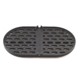 Replacement lump grate for primo oval grills