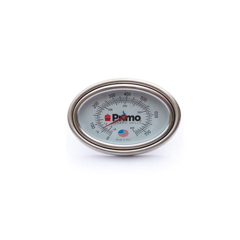 Primo Thermometer with Bezel - Replacement for All Primo Grills