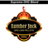 Supreme OHC Blend Pellets Lumber Jack - 40 lb. bag
