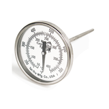 Big Green Egg OEM Temperature Gauges for Domes