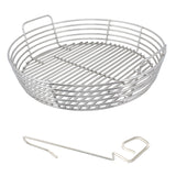 XL Big Green EGG Stainless Kick Ash Basket by Kick Ash - BGE XL SS