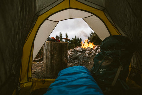essential gears for camping trek ultra