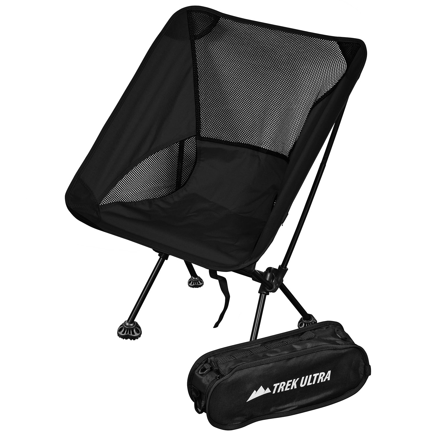 TrekUltra Portable Compact Lightweight C& Chair with Bag - Ultralight Folding C& Chairs - Great Beach ...  sc 1 st  Trek Ultra & TrekUltra Portable Compact Lightweight Camp Chair with Bag - Ultraligh