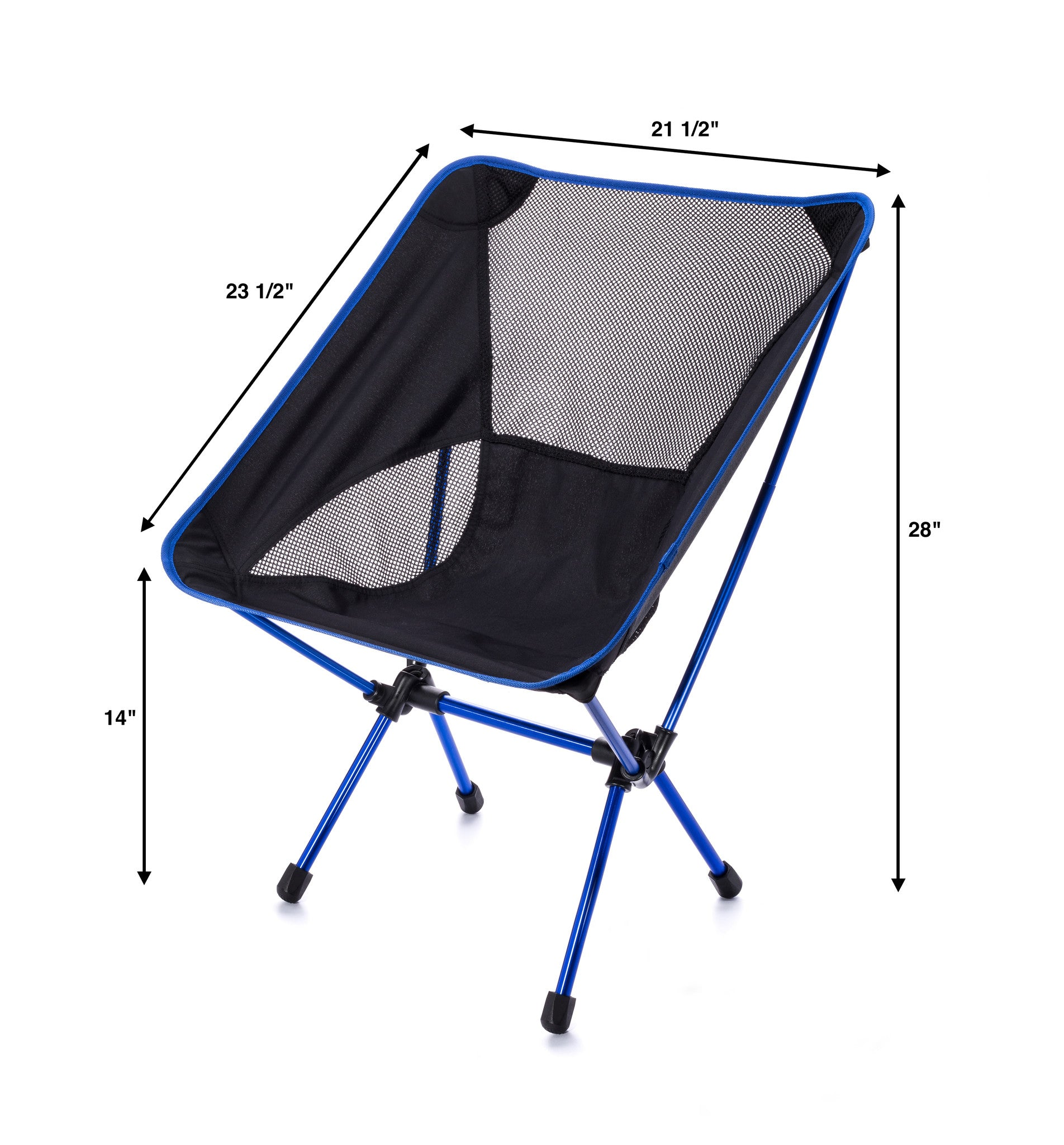 High Quality TrekUltra Portable Compact Lightweight Camp Chair With Bag   Ultralight  Folding Camp Chairs That Are Great For The Beach Hiking Backpacking And  Sporting ...