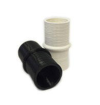 2x CP3 Brand Cleaning Accessory and Tube Extension for CPAP tubing fits old and new style hoses by CP3, Inc.