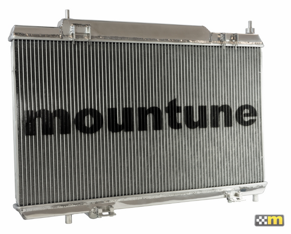 MOUNTUNE TRIPLE PASS RADIATOR: 2013–2018 FORD FIESTA ST