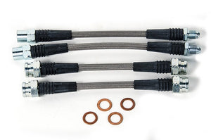 USP Stainless Steel Rear Brake Lines- MK3 VR6 (95.5-98)