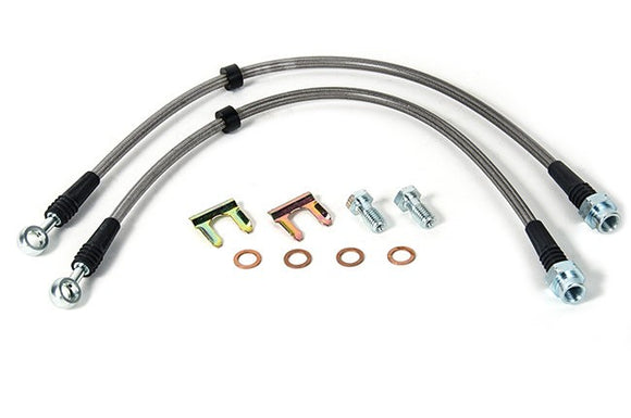 USP Stainless Steel Front Brake Lines- VW MK4