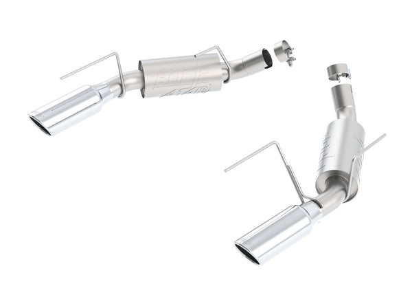 Mustang GT 2005-2009 Axle-Back Exhaust ATAK®