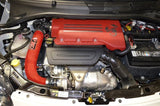 Injen 15-19 Fiat Abarth 1.4L Turbo 4Cyl Wrinkle Red Short Ram Intake w/MR Tech