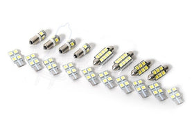 Audi B6/B7 A4/S4 Sedan Complete Interior LED Kit