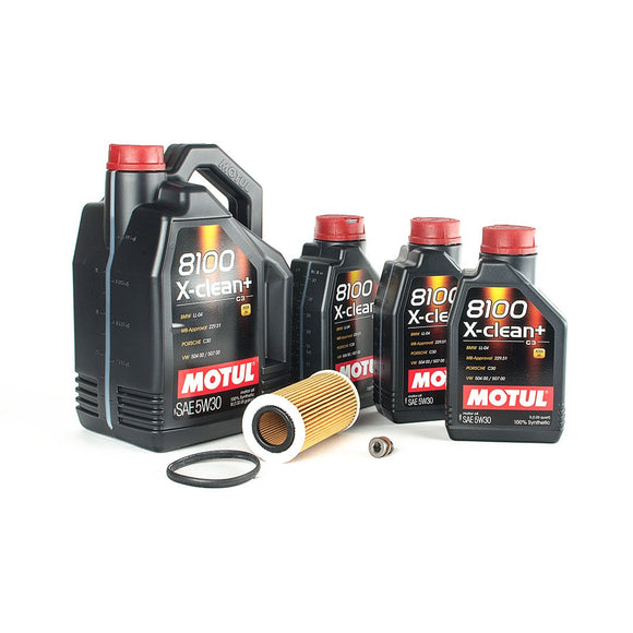 Premium Oil Service Kit for 2.5T Evo (DAZA)