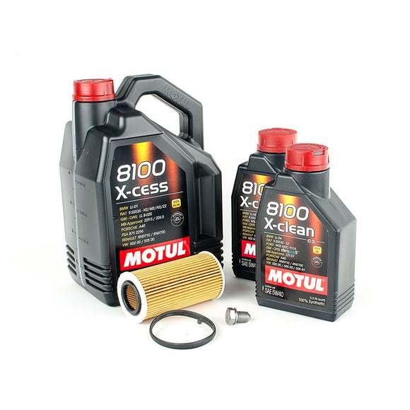 Premium Oil Service Kit for Gen1 2.5T