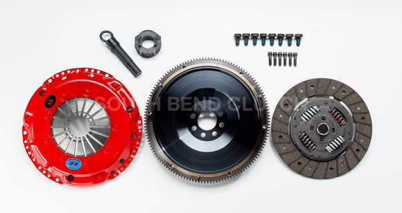 South Bend / DXD Racing Clutch 14+ VW Jetta/Golf 1.8L TSI Stage 3 Daily Clutch Kit w/ Flywheel