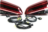 MK7.5 Facelifted Dynamic LED Tail Lights Kit w/ Harness