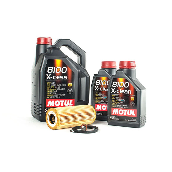 Premium Oil Service Kit for 3.0T and 3.2 V6 Engines
