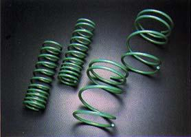 Tein 00-05 BMW 3 Series 2dr/4dr (exc M3/4wd/Wagon) S Tech Springs