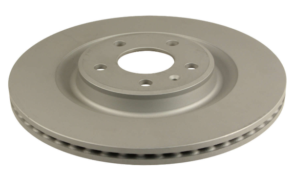 Zimmermann Rear Coat-Z Brake Disc (Rotor) - B8 S4
