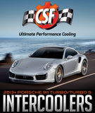 CSF PERFORMANCE HIGH PERFORMANCE INTERCOOLERS: 2013+ PORSCHE 911 TURBO/TURBO S