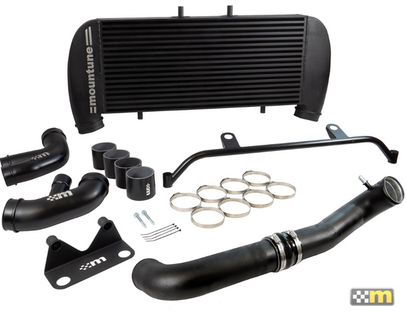 MOUNTUNE INTERCOOLER UPGRADE: 2017–2019 FORD F-150 RAPTOR ECOBOOST