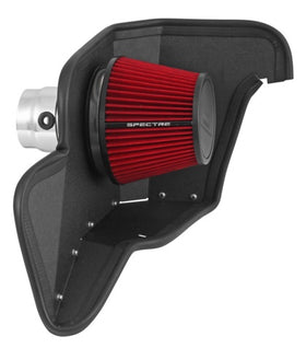 SPECTRE PERFORMANCE AIR INTAKE KIT: 2015–2017 FORD MUSTANG 2.3L