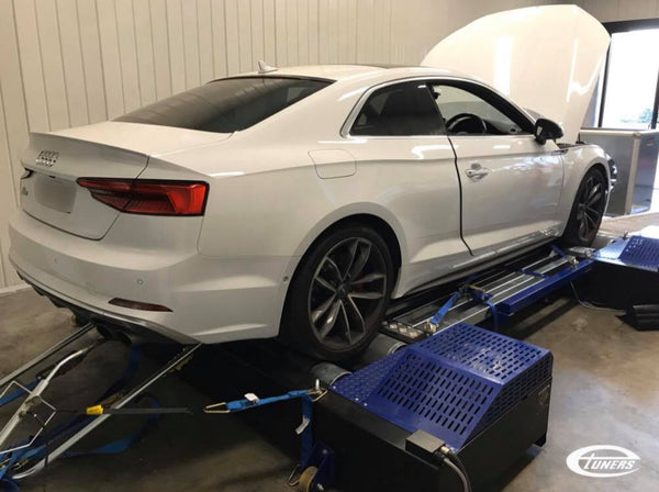 AUDI B9 S4 S5 SQ5 3.0T 2018+ ECU TUNE STAGE 1 - 3