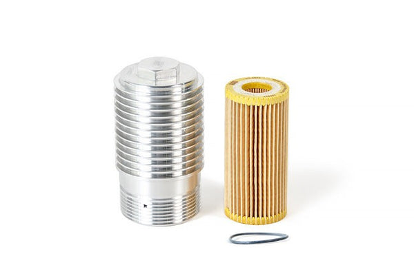 Cool Flow Aluminum Oil Filter Housing and Filter - 1.8T and 2.0T Gen3
