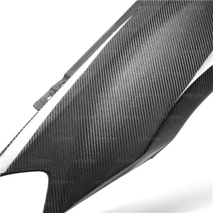 CARBON FIBER WIDE FENDERS FOR 2015-2017 VOLKSWAGEN GOLF / GTI / R
