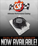 CSF PERFORMANCE DUAL FLUID OIL COOLER