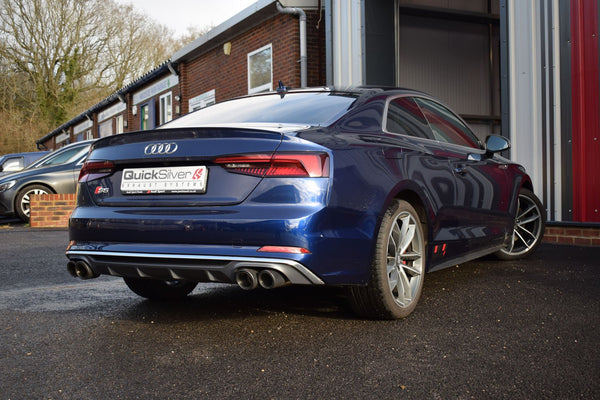 Audi S5 B9 Sound Architect Sport Exhaust (2017 on)
