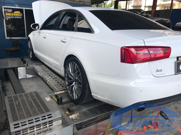 Audi A6 / A7 C7 3.0TFSI (Supercharged) 2012+ ECU Tune Stage 1 - Stage 3