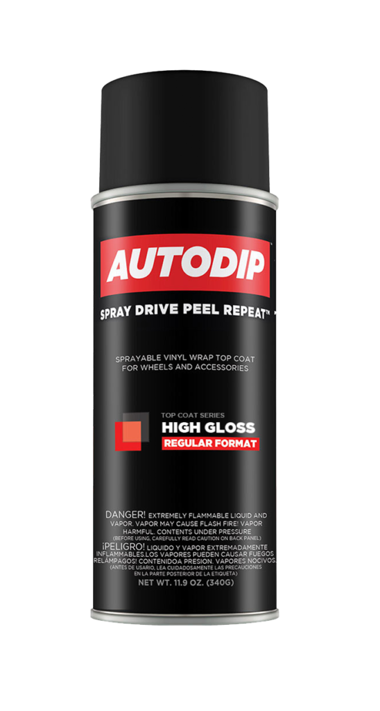 Autodip - Top Coat Series