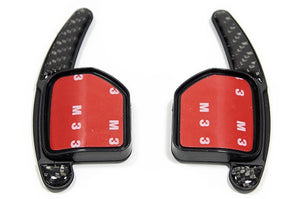 Carbon Fiber DSG Paddle Extensions- Audi Vehicles