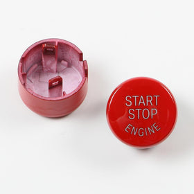Start Stop Engine Button Switch Cover For BMW F Series