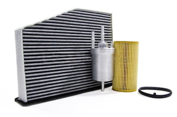 Filter Trio Kit (Oil, Fuel, A/C Cabin Filter): 2.5L