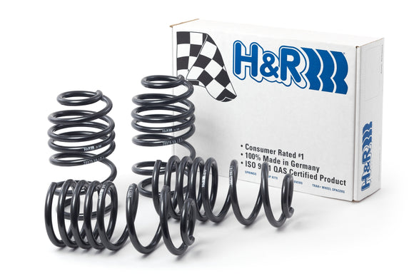 H&R BMW Lowering Sport Springs For 328d/328i/330i xDrive (F31)
